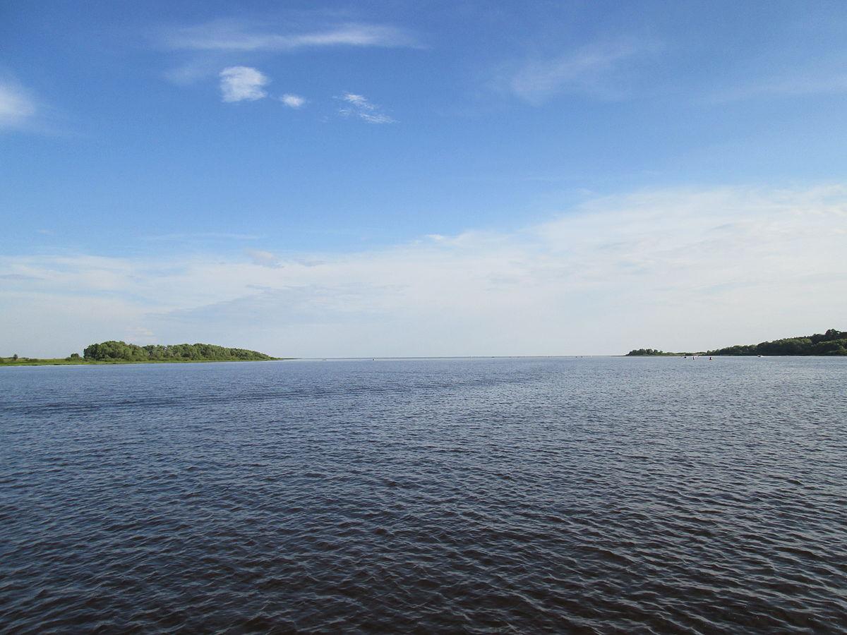 Волховское водохранилище
