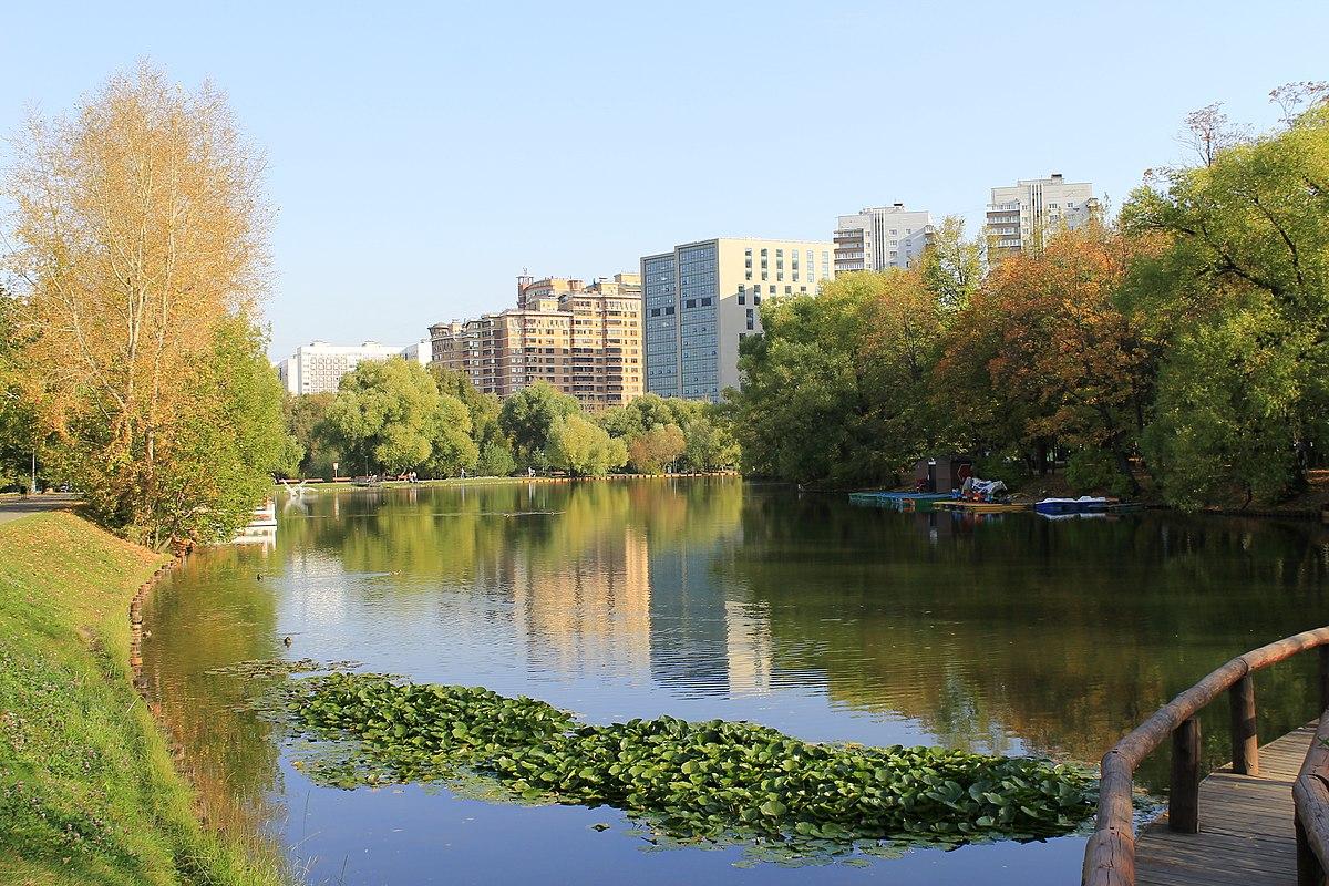 Воронцовские пруды (Москва)