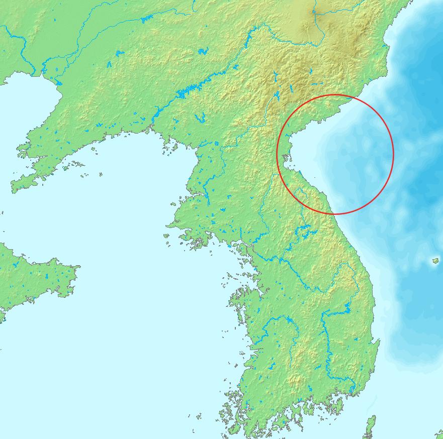 Восточно-Корейский залив
