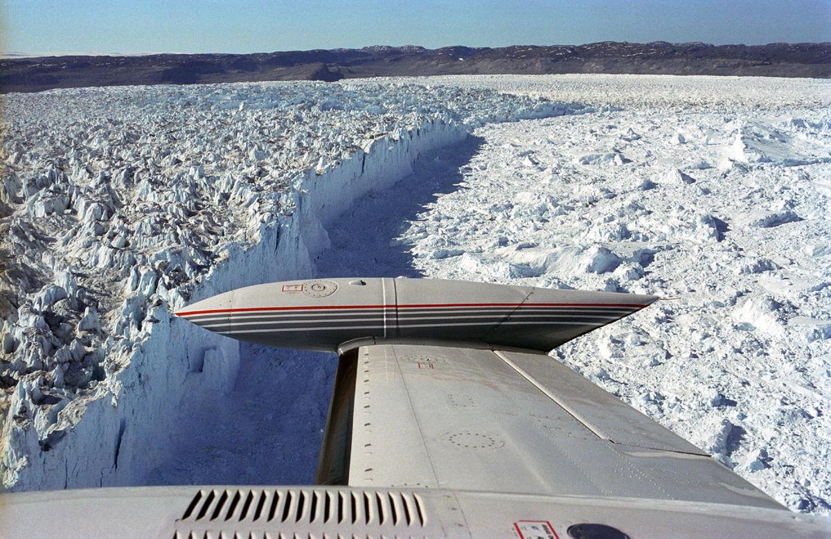 Якобсхавн (ледник)