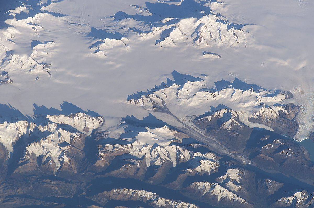 Южное Патагонское ледниковое плато