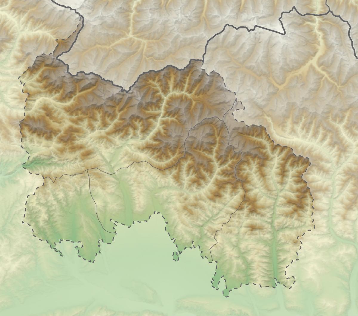 Зонкарское водохранилище