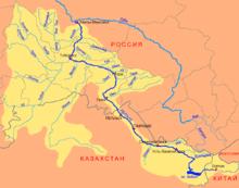 Бассейн Иртыша