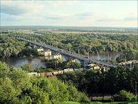 Мост имени 850-летия Владимира во Владимире