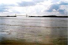 Первый мост через Ориноко