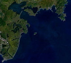 Дельта Туманной и залив Посьета